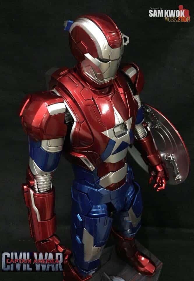 Iron Man figürleri