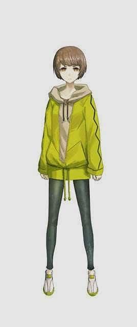 Yuki Amane - Yuki Amane, Mayuri Shiina's cosplay arkadaşı