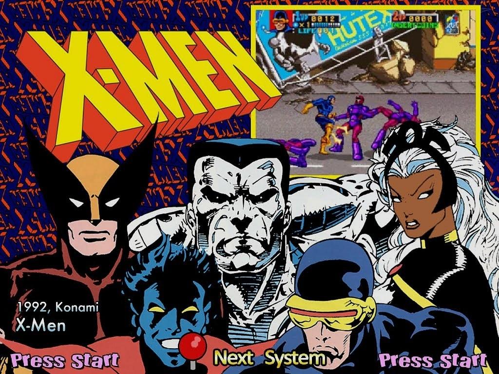 X-Men Arcade oyun