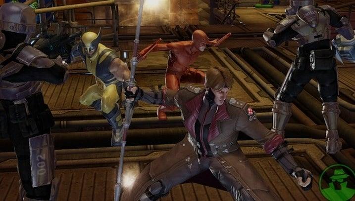 X-Men oyunu Alliance