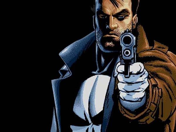 Punisher Daredevil dizisinde