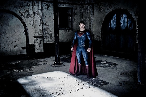 Henry Cavill Superman'i oynayacak