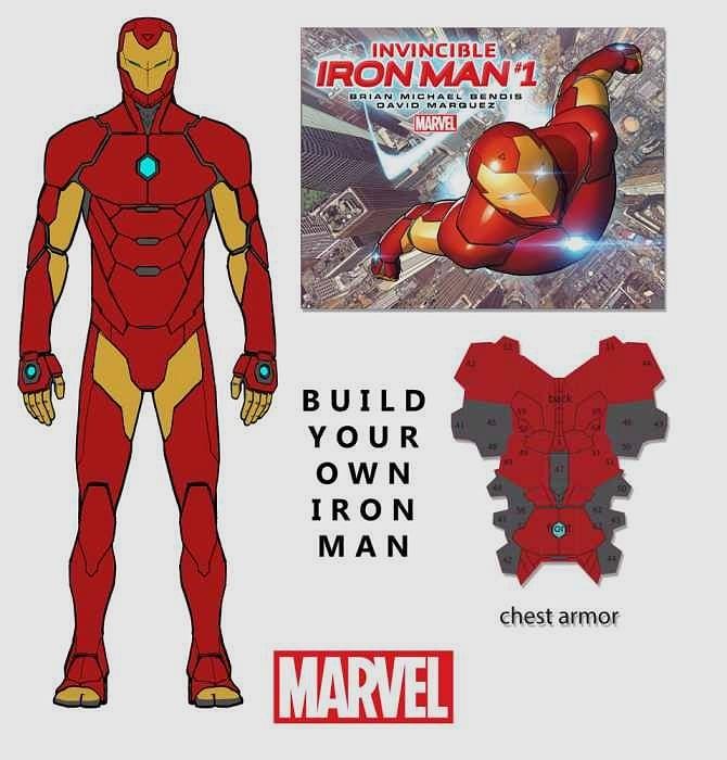 iron man yapmak