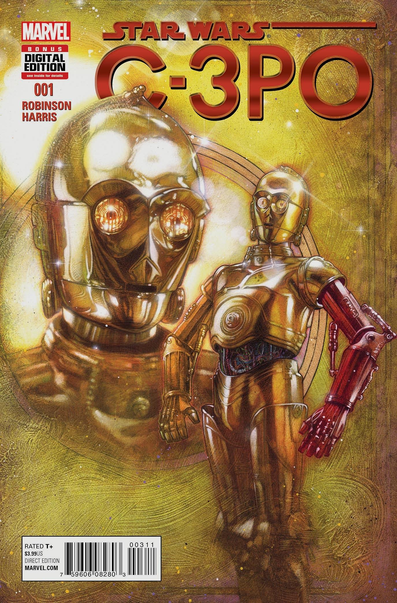 C-3PO cover