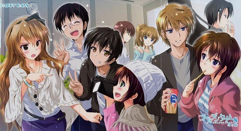 Golden Time Anime Inceleme