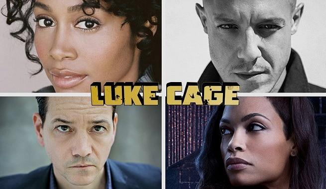 Luke Cage Dizi Oyuncuları