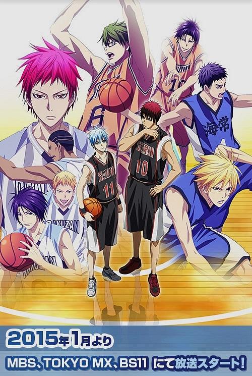 kuroko no basket 3. sezon