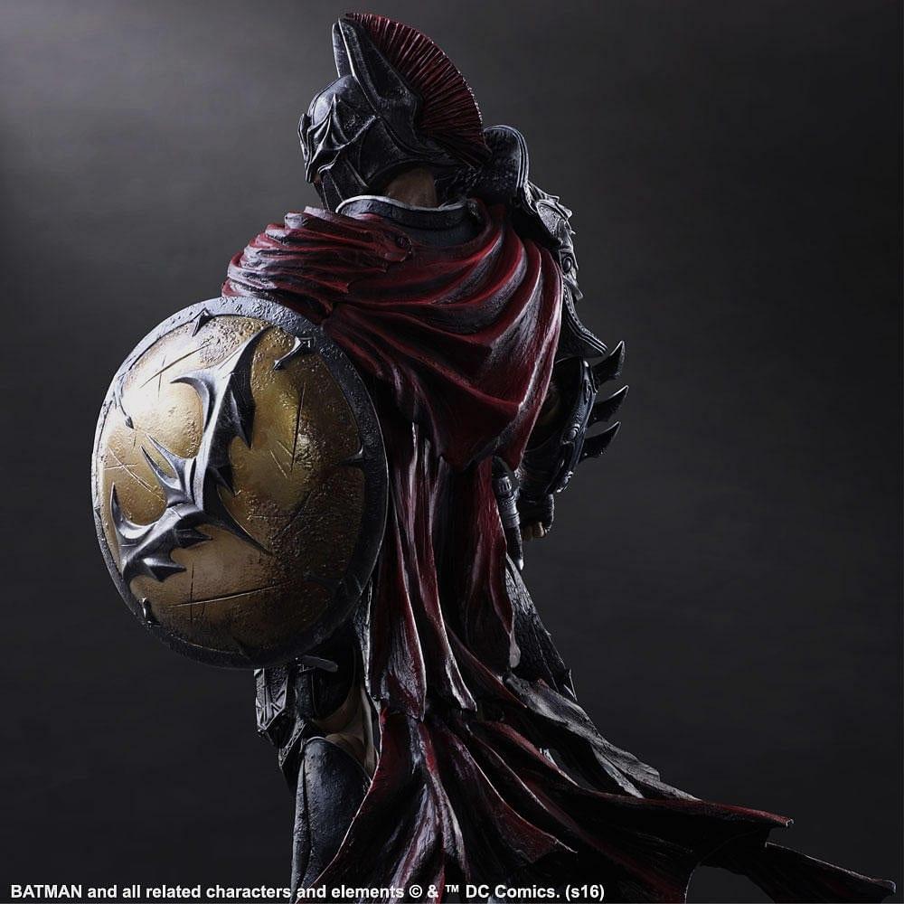 Batman Spartan Warrior