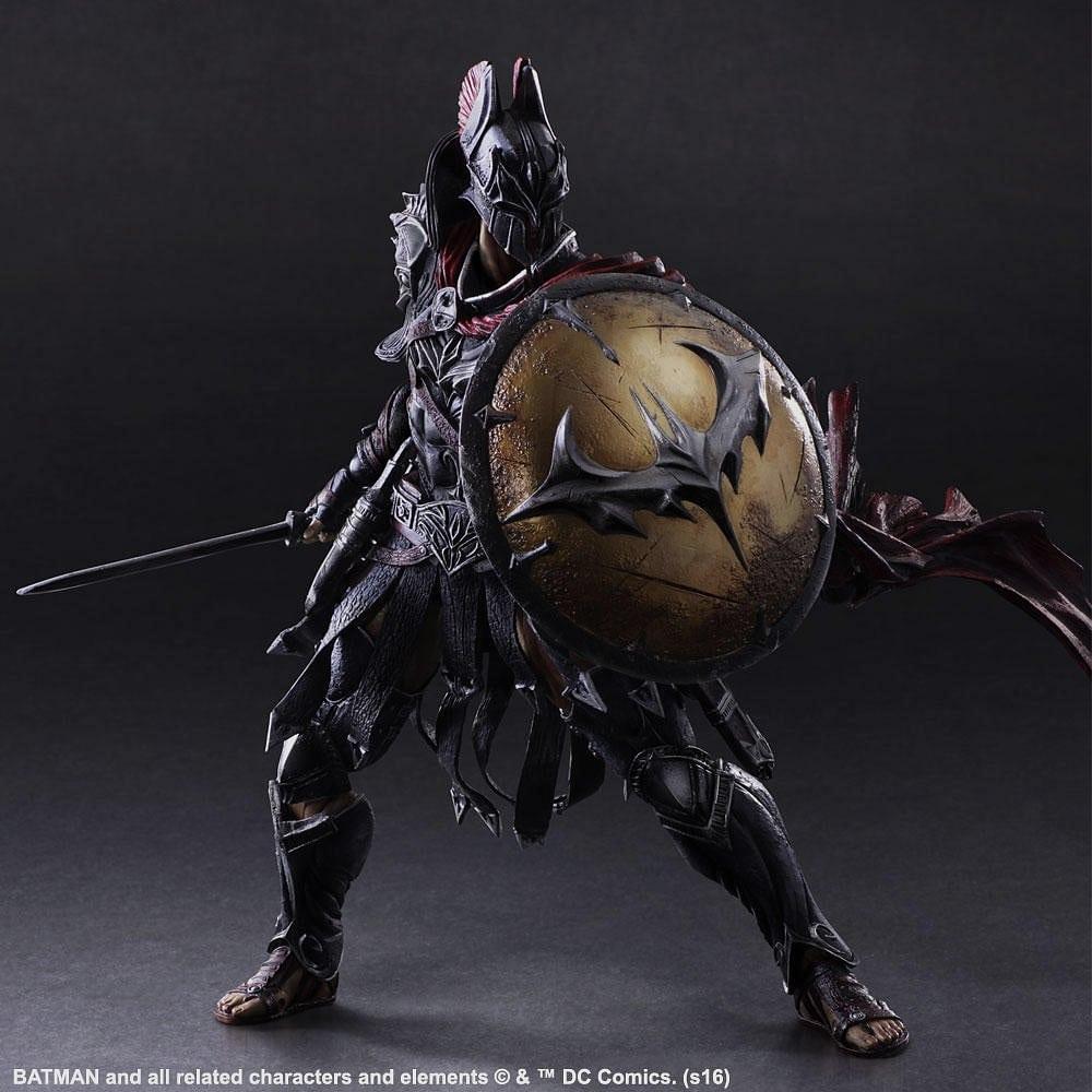 Batman sparta figure