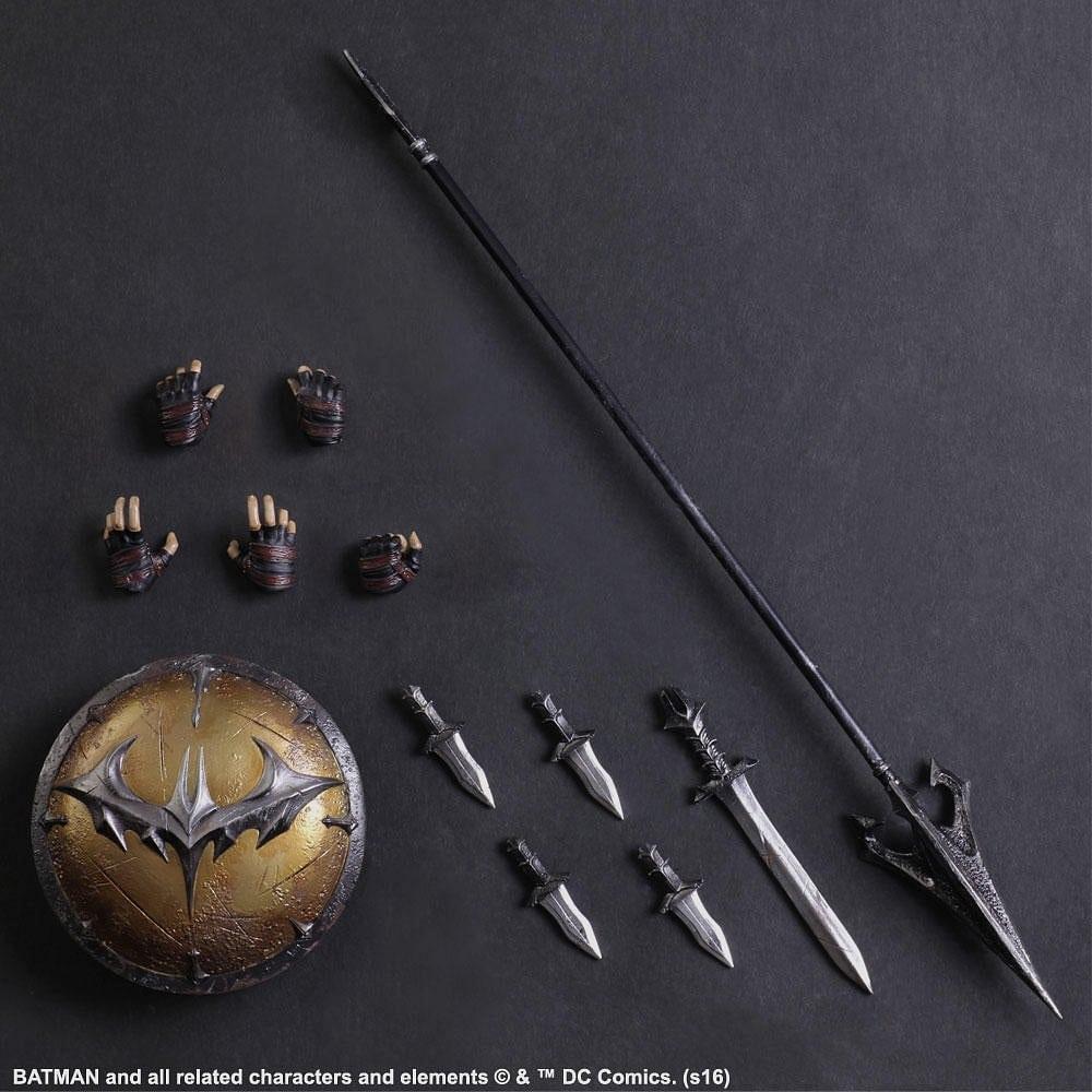 Batman sparta weapon