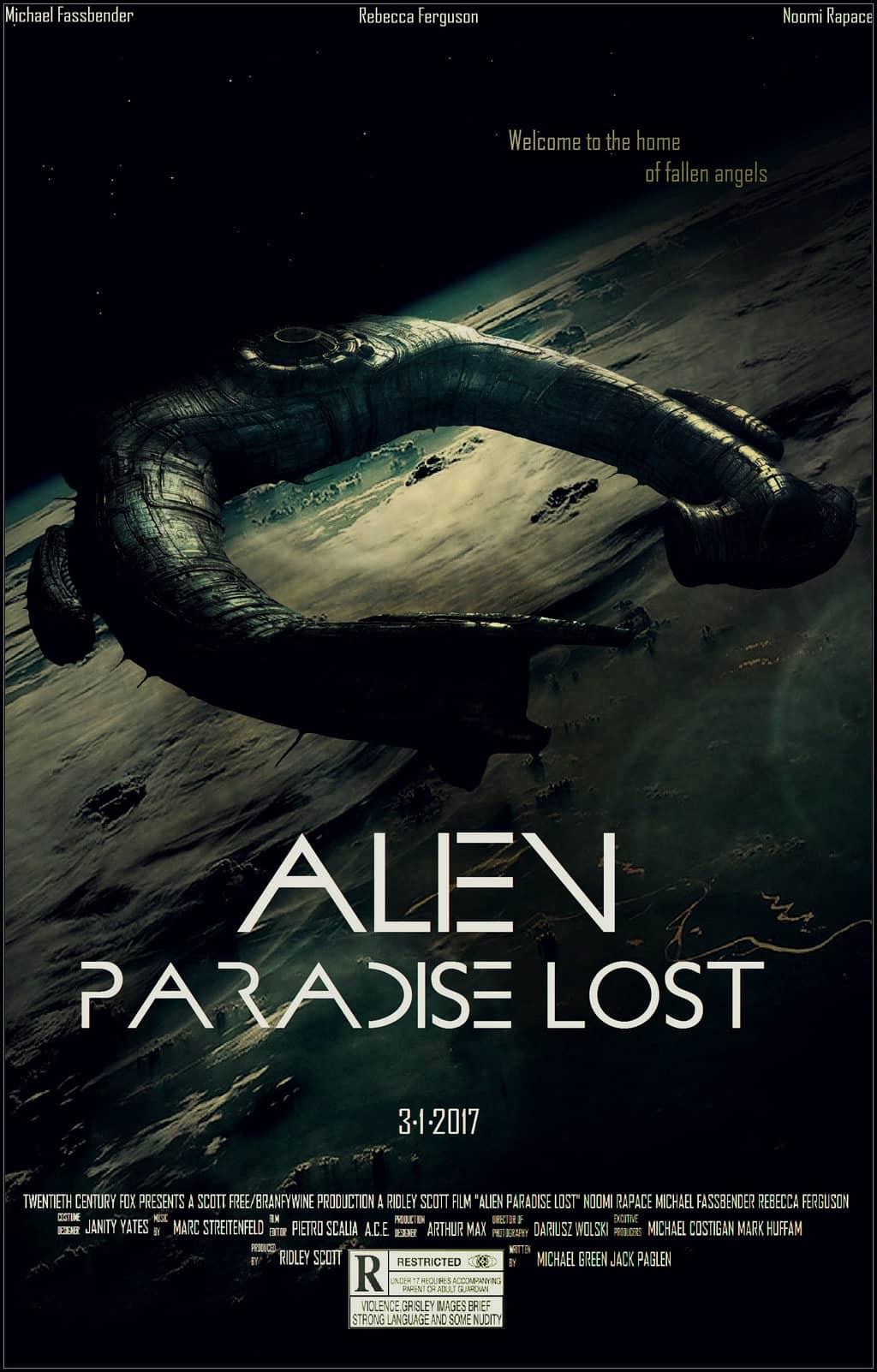 Alien: Paradise Lost