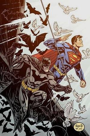 batman superman team