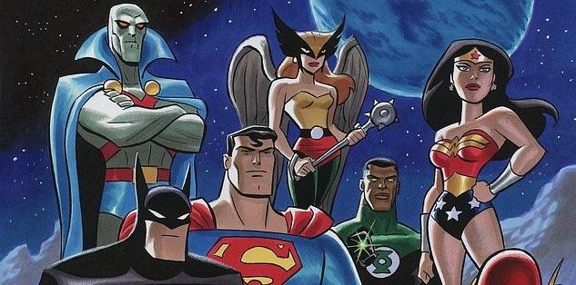 Cartoon Network Justice League