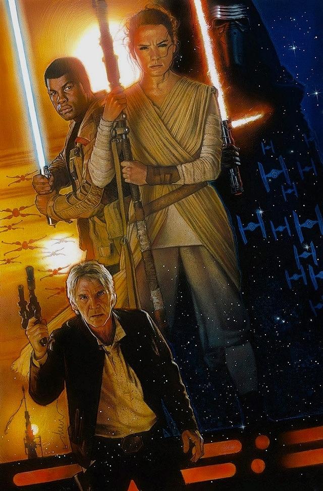 Skywalker Ailesinin Efsanesi Devam Ediyor