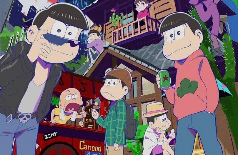 3 Osomatsu-san