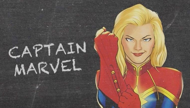 Marvel 101 her bölümde farklı bir Marvel karakterini konu alacak