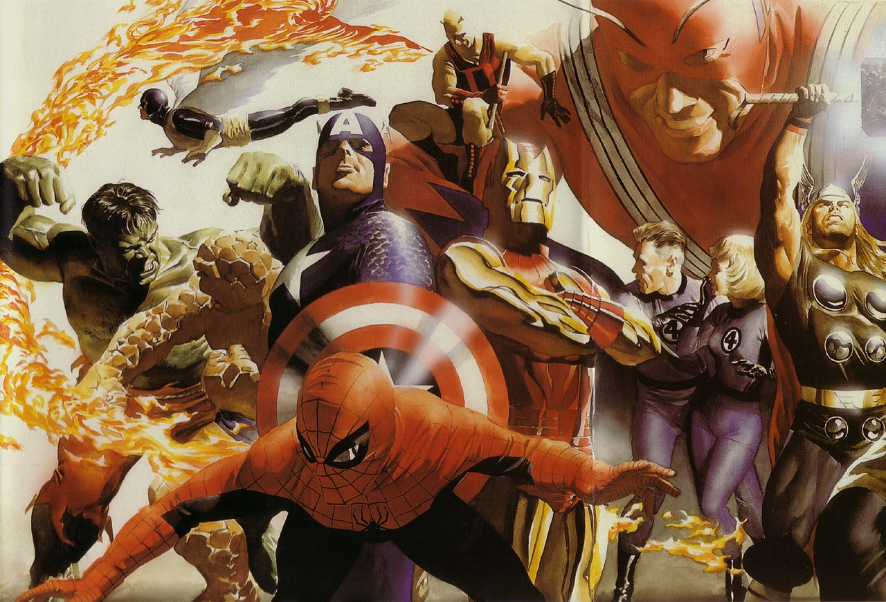 alex_ross_marvel