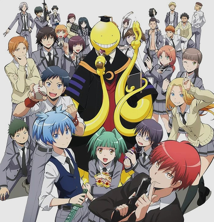 Assassination Classroom 2. Sezon