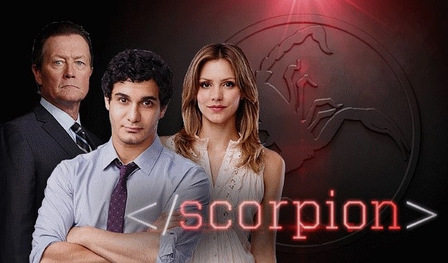 Polisiye Dizi Scorpion