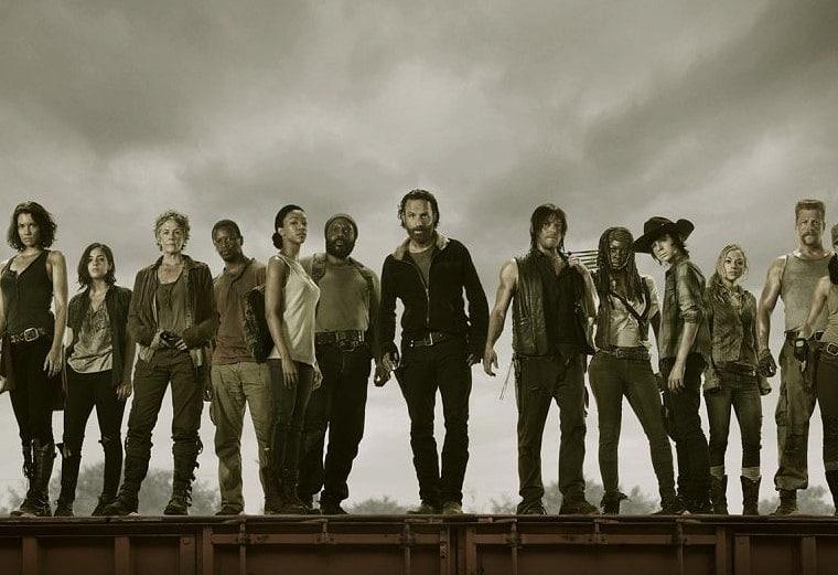 The Walking Dead Oyuncuları