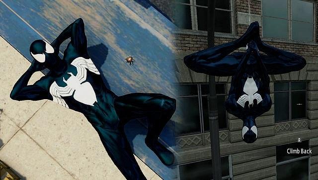 The Classic Symbiote Costume