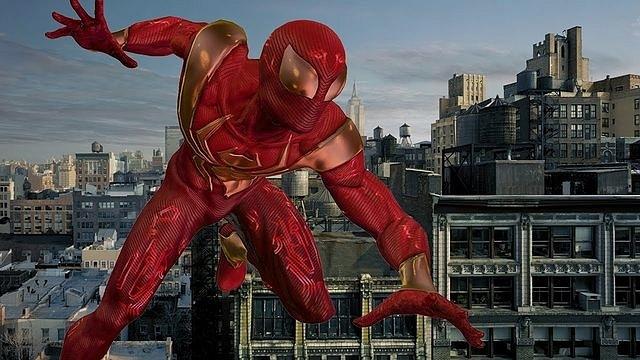 The Iron-Spider Costume