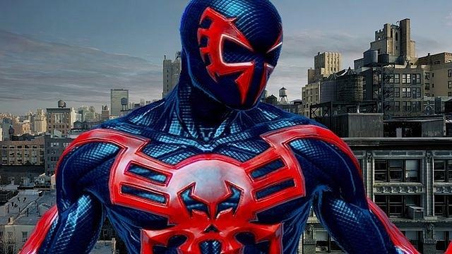 The Spider-Man 2099 Costume