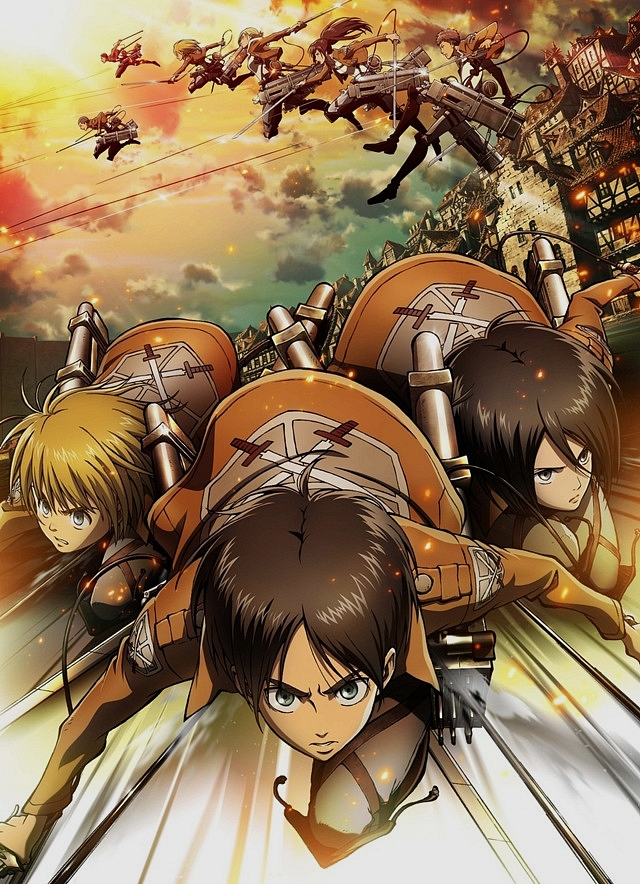 Attack on Titan TV
