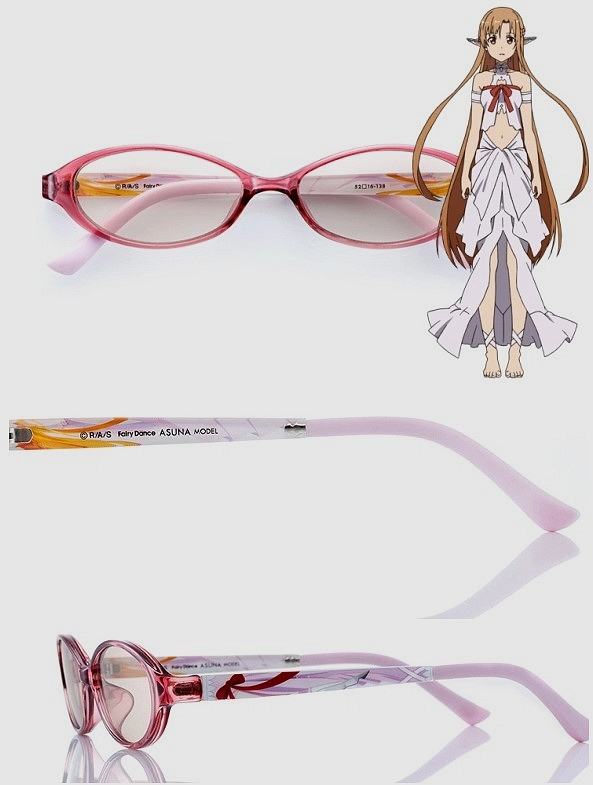 asuna glasses