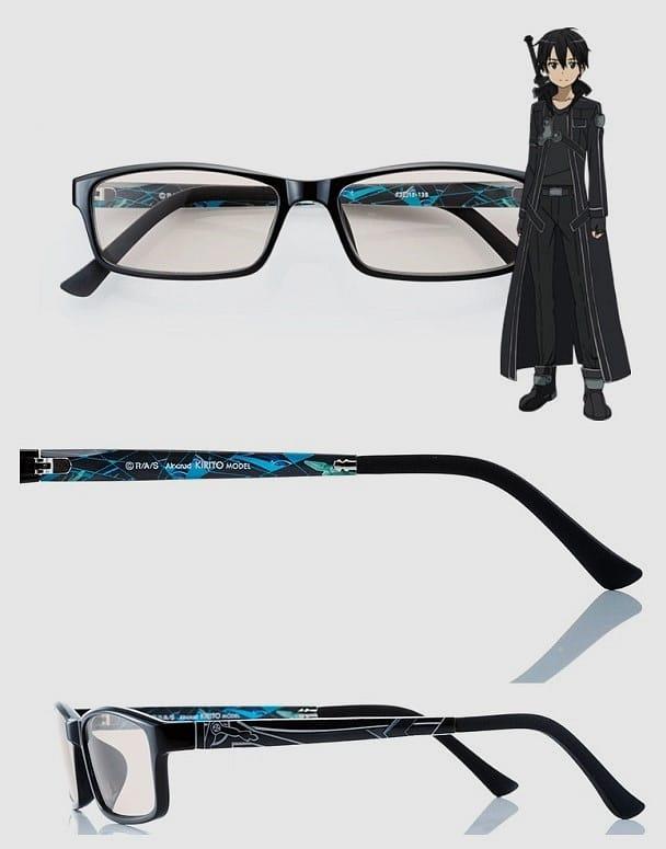 kirito glasses