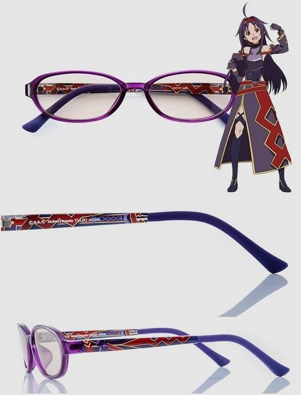 sao yuuki glasses