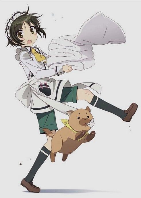 tv anime gorsel shonen maid