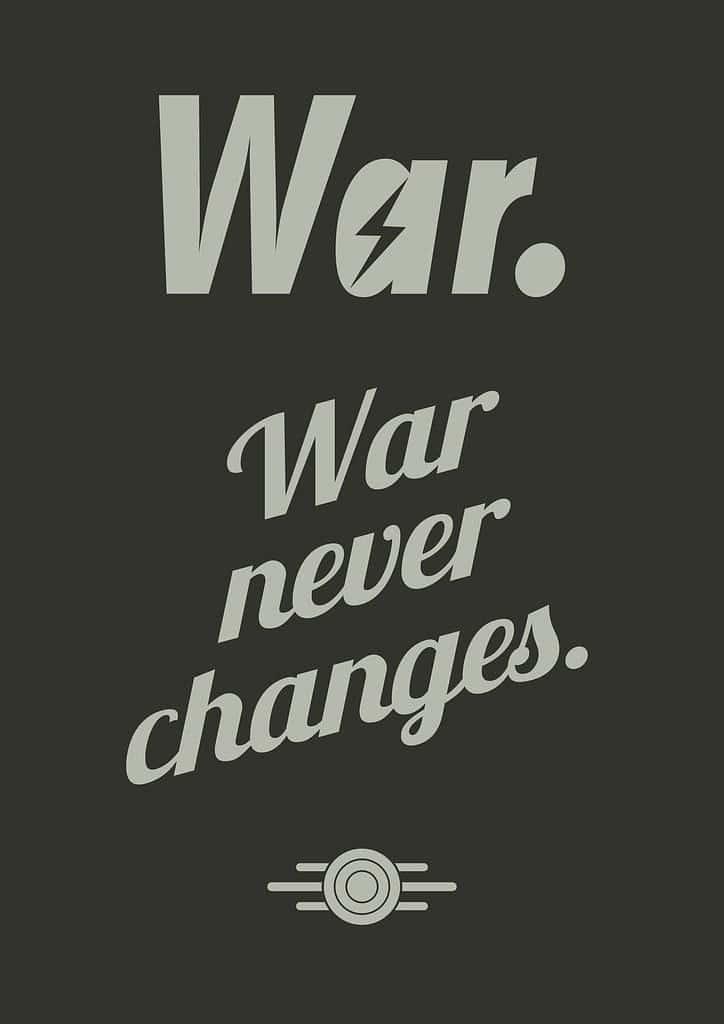 war of