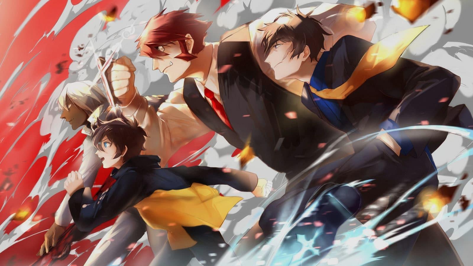2015'in En İyi Anime Müzikleri