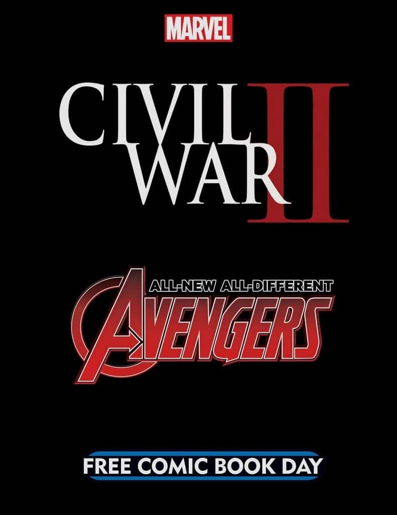 Marvel Ücretsiz Çizgi Roman Günü