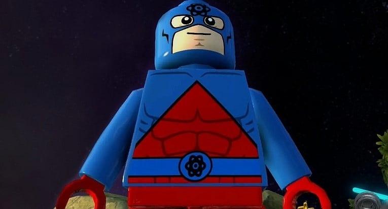 DC Universe evrenin bir de sevimli küçük legolardan oluşan dünyası var. Buradaki Ray Palmer'ı 2014 yılında çıkan Lego Batman 3 Beyond Gotham oyununda görüyoruz