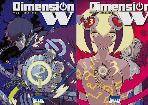 Dimension-W-tomes-3-4