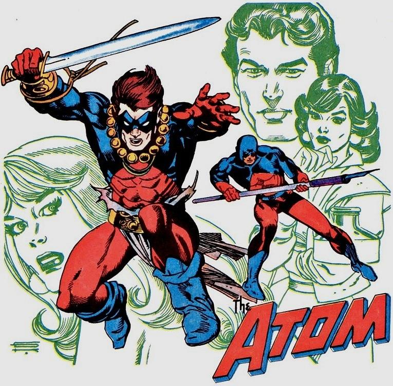 Mini seri Sword of the Atom'da Ray, 6 inç uzunluğunda bir savaşçı kahraman olarak karşımıza çıkıyor