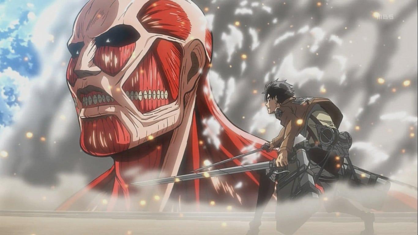 Shingeki no Kyojin 2. Sezon Görüntüleri