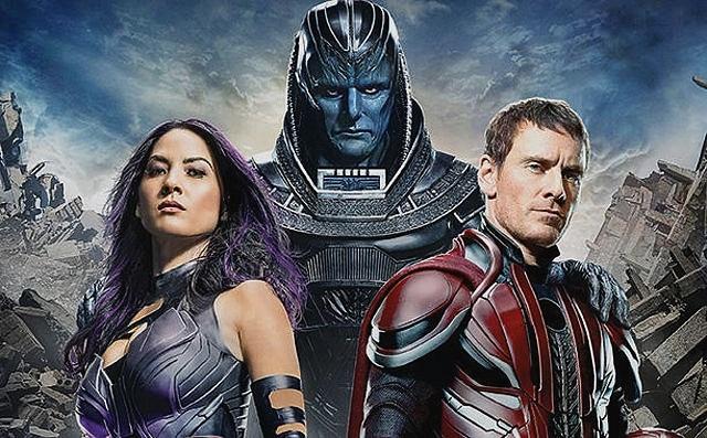 X-Men Apocalypse 2016 Süper Kahraman Filmleri