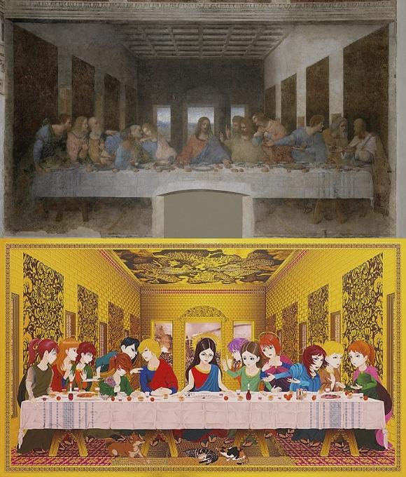 The End (Leonardo da Vinci, The Last Supper)