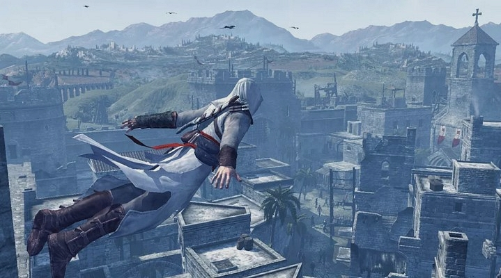Assassin's Creed oyunu