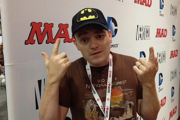SCOTT SNYDER BATMAN Detective Comics