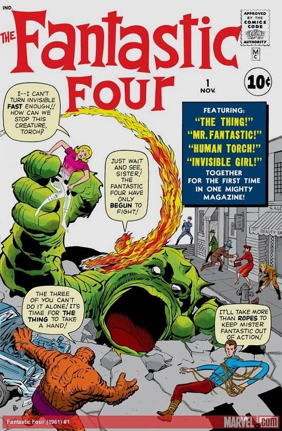 Tüm Marvel Çizgi Romanları