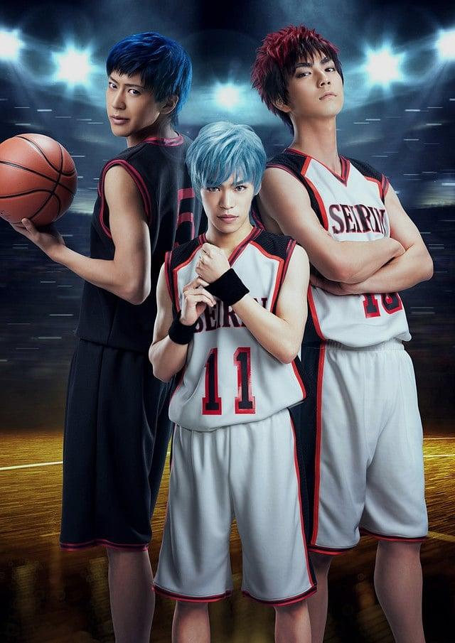 Kuroko's Basketball The Encounter