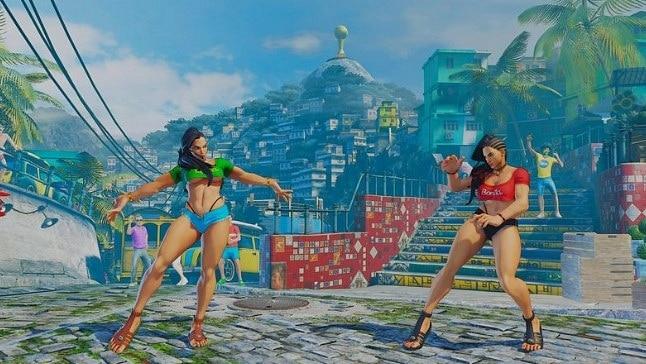 Street Fighter 5 LAura