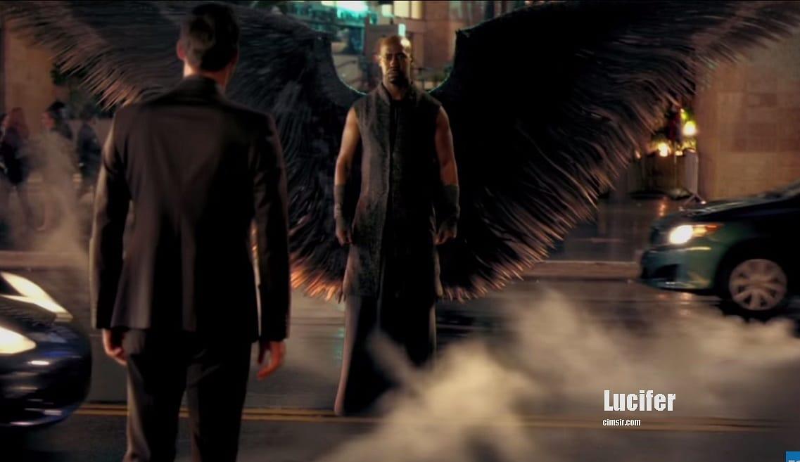 Lucifer Dizisi