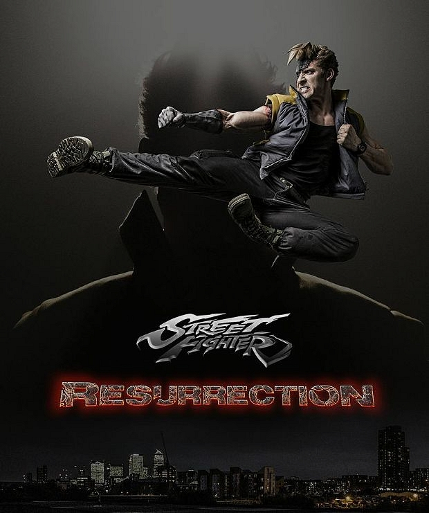 Street Fighter: Resurrection Nash