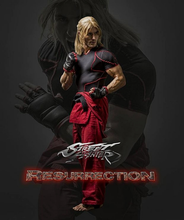 Street Fighter: Resurrection  Ken