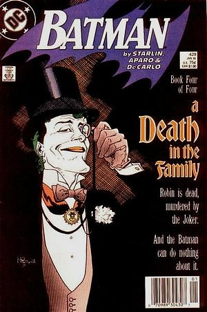 A Death In The Family - Batman Vol. 1